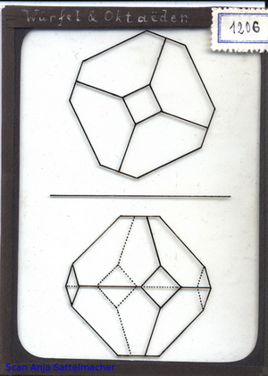 Slide: Cube and octahedron