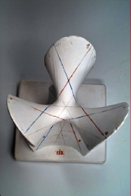 Clebsch's  diagonal surface