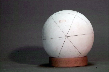 Tetrahedron-, octahedron-, icosahedron-division on the spherical surface