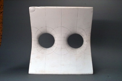 Model of a periodic surface (Minimal surface ?)