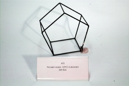 Prismatic polygon with n vertices